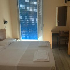 Отель Villa Del Bagnino Римини комната для гостей фото 5