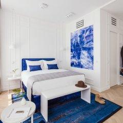Hotel Indigo Warsaw - Nowy Swiat комната для гостей фото 4