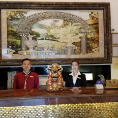 Отель Fortune 1127 Hotel Вьетнам, Хошимин - отзывы, цены и фото номеров - забронировать отель Fortune 1127 Hotel онлайн интерьер отеля фото 3