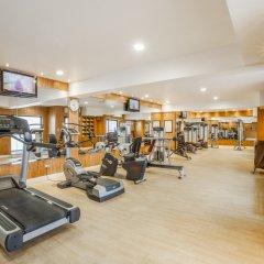 Отель Golden Sands 3 фитнесс-зал