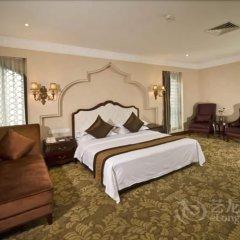 Nile Villa International Hotel комната для гостей