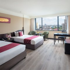 Twin Towers Hotel комната для гостей