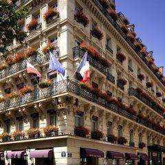 Отель Sofitel Paris Baltimore Tour Eiffel Hotel Франция, Париж - 1 отзыв об отеле, цены и фото номеров - забронировать отель Sofitel Paris Baltimore Tour Eiffel Hotel онлайн приотельная территория