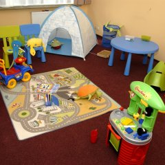 Hotel Boruta детские мероприятия