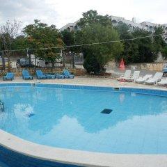 Отель Olimpia Supersnab Hotel Болгария, Балчик - отзывы, цены и фото номеров - забронировать отель Olimpia Supersnab Hotel онлайн бассейн фото 2