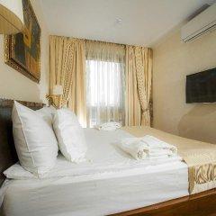 Гостиница Виктория 4* Стандартный номер с двуспальной кроватью фото 22
