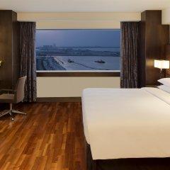 Отель Hyatt Regency Galleria Residence Дубай комната для гостей фото 6