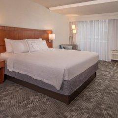 Отель Courtyard Arlington Rosslyn комната для гостей