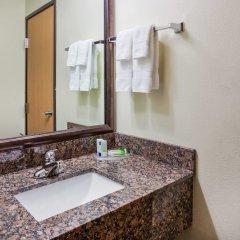 Отель AmericInn by Wyndham Mora ванная