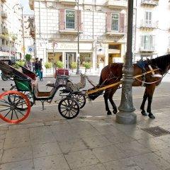 Mercure Hotel Palermo Centro городской автобус
