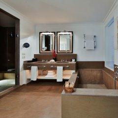 Отель Capri Tiberio Palace Капри ванная