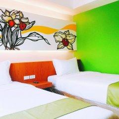 Отель Patra Boutique Бангкок комната для гостей фото 5