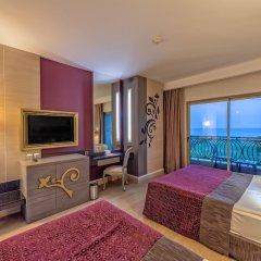 Отель Kirman Belazur Resort And Spa Богазкент комната для гостей фото 5