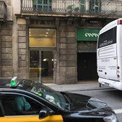 Апартаменты Palau De La Musica Apartments Барселона парковка