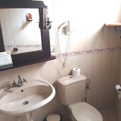 Отель Finca Tomás y Puri ванная фото 2