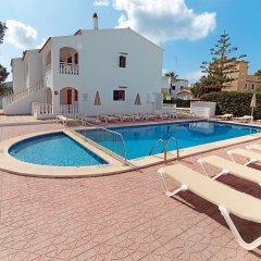 Отель Apartamentos Mar Blanca бассейн фото 2