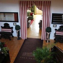 Отель Villa Trapp Австрия, Зальцбург - отзывы, цены и фото номеров - забронировать отель Villa Trapp онлайн комната для гостей