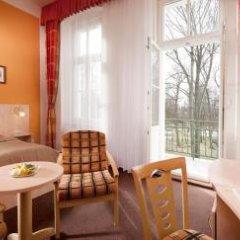 Отель Metropol Чехия, Франтишкови-Лазне - отзывы, цены и фото номеров - забронировать отель Metropol онлайн фото 6