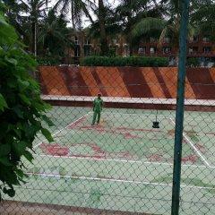 Hotel Jardin Savana Dakar спортивное сооружение