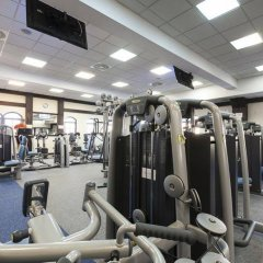 Fort Hotel фитнесс-зал