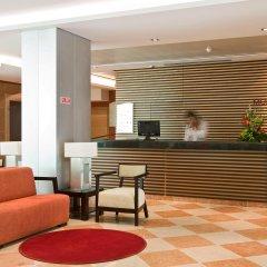 Отель Monte Gordo Apartamento And Spa Монте-Горду интерьер отеля