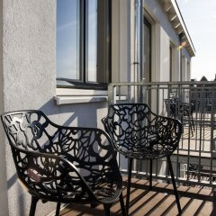 Апартаменты Cityden Old Centre Serviced Apartments балкон