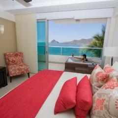 Отель Las Flores Beach Resort комната для гостей фото 3