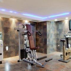 Отель Los Monteros Spa & Golf Resort фитнесс-зал фото 2