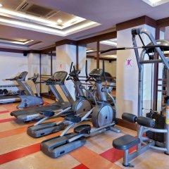 Отель Crystal De Luxe Resort & Spa – All Inclusive фитнесс-зал