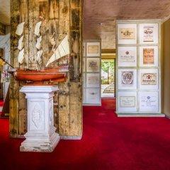 Отель Villa St. Tropez Прага развлечения