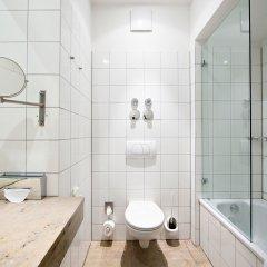 Burns Art Hotel ванная