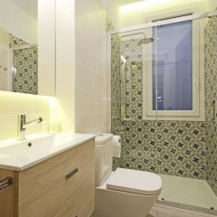 Отель Plaza Mayor Suite - MADFlats Collection ванная фото 2