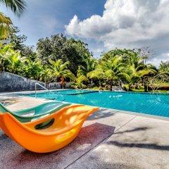 Отель Chalong Hill Tropical Garden Homes Пхукет бассейн фото 3