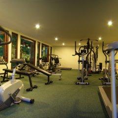 Отель Mike Garden Resort фитнесс-зал