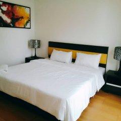 Отель 3 Bed Apart in the Heart of KL Малайзия, Куала-Лумпур - отзывы, цены и фото номеров - забронировать отель 3 Bed Apart in the Heart of KL онлайн комната для гостей фото 4