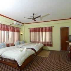 Отель Third Pole Непал, Покхара - отзывы, цены и фото номеров - забронировать отель Third Pole онлайн комната для гостей фото 5