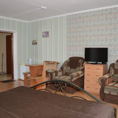 Гостиница Алтын Туяк комната для гостей фото 4