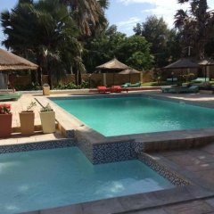 Calabash Residence in Kololi, Gambia from 75$, photos, reviews - zenhotels.com pool photo 2
