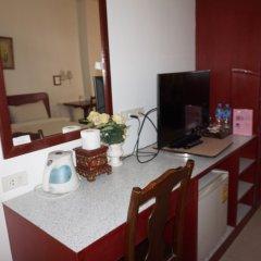 Отель Phanthipha Residence удобства в номере фото 2
