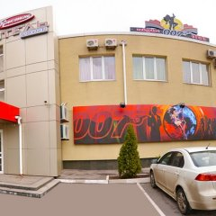 Кристина Отель парковка