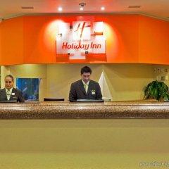 Отель Holiday Inn Mexico Coyoacan Мехико интерьер отеля