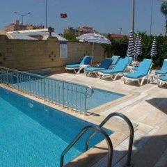 Kleopatra City Hotel бассейн фото 2