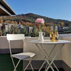 Seoul Best Stay - Hostel балкон