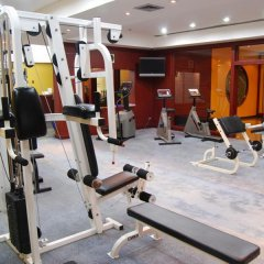 Отель Arnoma Grand Таиланд, Бангкок - 1 отзыв об отеле, цены и фото номеров - забронировать отель Arnoma Grand онлайн фитнесс-зал фото 2