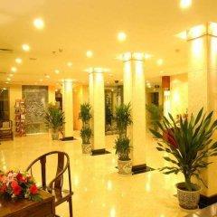 Отель Beijing Exhibition Centre Hotel Китай, Пекин - отзывы, цены и фото номеров - забронировать отель Beijing Exhibition Centre Hotel онлайн интерьер отеля фото 3