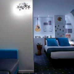 Отель Hôtel du Triangle d'Or комната для гостей фото 4