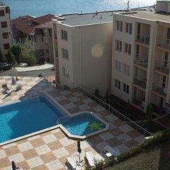 Апартаменты Vista Residence Apartments Свети Влас бассейн