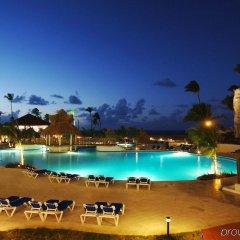 Отель Occidental Caribe - All Inclusive Доминикана, Игуэй - отзывы, цены и фото номеров - забронировать отель Occidental Caribe - All Inclusive онлайн бассейн фото 3