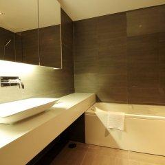 Апартаменты Deluxe Populo Beach Apartments ванная