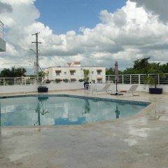 Отель Vista Marina Residence Доминикана, Бока Чика - отзывы, цены и фото номеров - забронировать отель Vista Marina Residence онлайн бассейн фото 2
